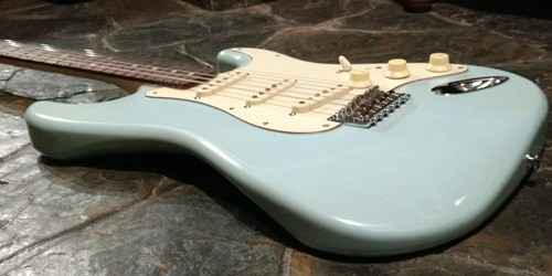 Image of 60s Strat light relic